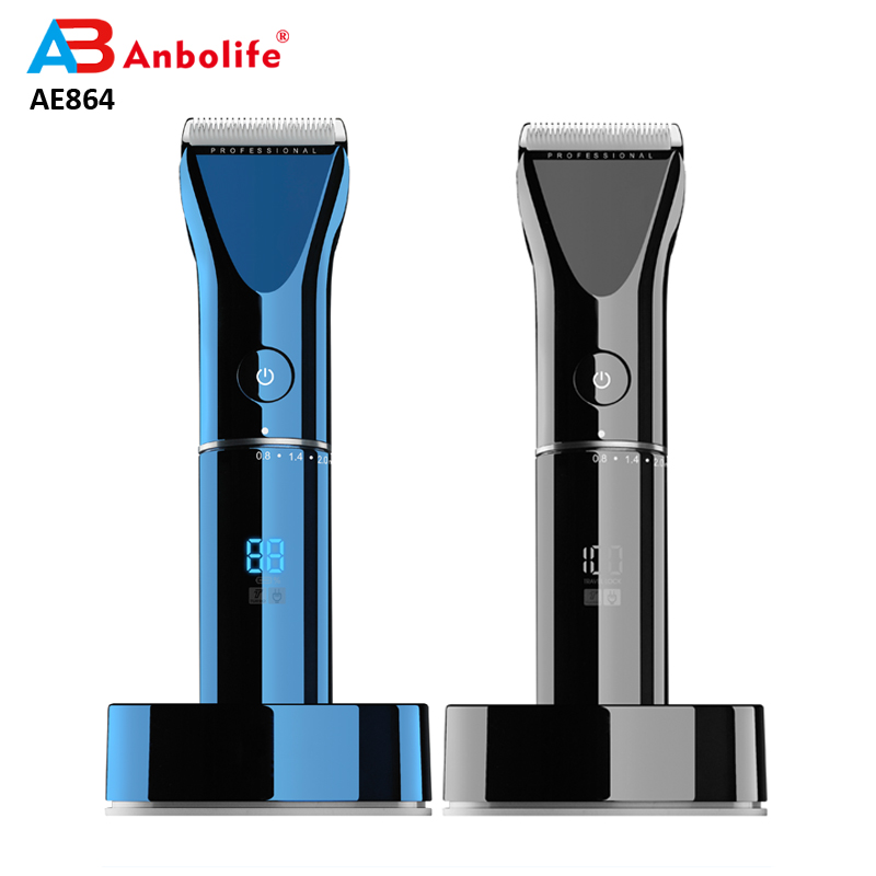 Anbo Großhandel Professionelle Barber Komfortable Haar Trimmer Haar Clipper