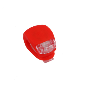 Super Bright LED Front Light Silicone LED Bike Bicycle Light