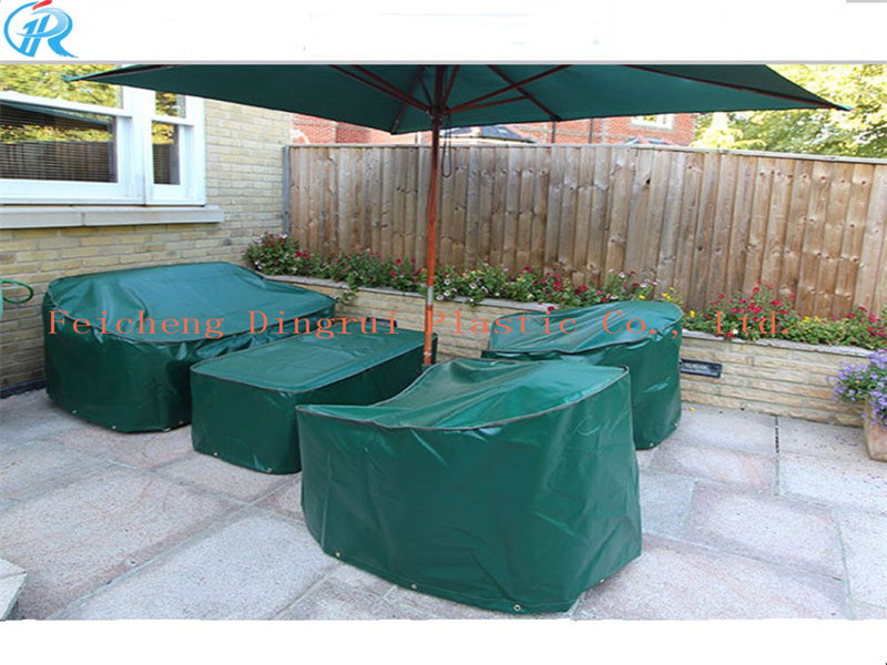 Good Quality Green PE Material Outdoor Furniture Cover Part 74