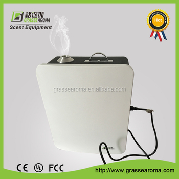 Hvac Scent Machine Air Aroma Diffuser Automatic Freshener For Hotel Lobby