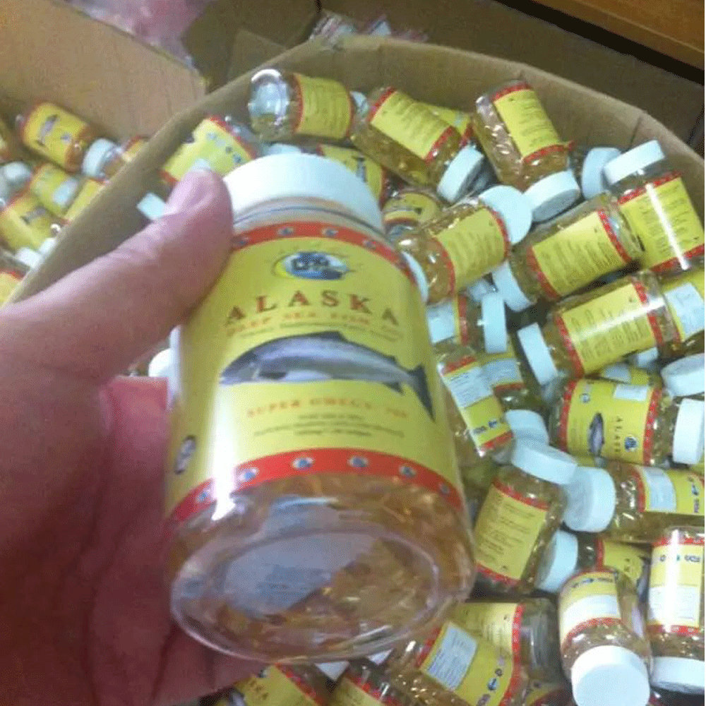 Touchhealthy supply Health Food OEM manufacturer Omega 3 Fish Oil collagen softgel