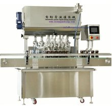 6 Heads Automatic Paste Filling Machine / Honey Filling Machine / Thick Liquid Filling Machine
