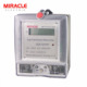 HOT SALE transparent single phase types of electricity meters
