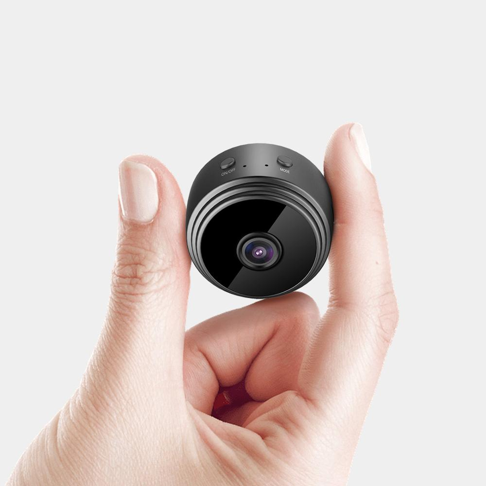 hd 1080p Magnetic WiFi mini Camera with built in rechargeable battery night vision