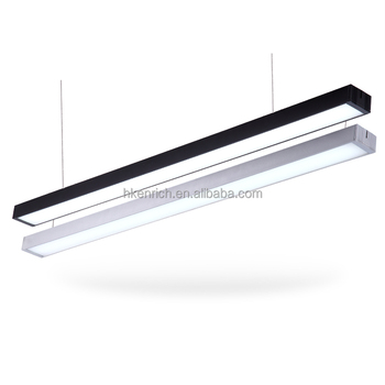 linear suspended lighting. Office Linear Suspension Lighting Pendant Light Corridor Suspended LED
