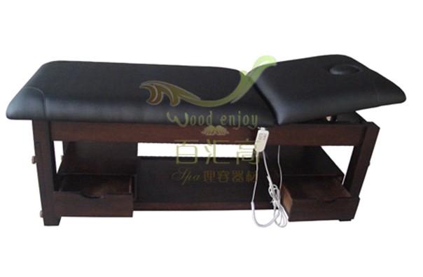 de haute qualit r glable lit de beaut lectrique lit de massage automatique 331 db table de. Black Bedroom Furniture Sets. Home Design Ideas