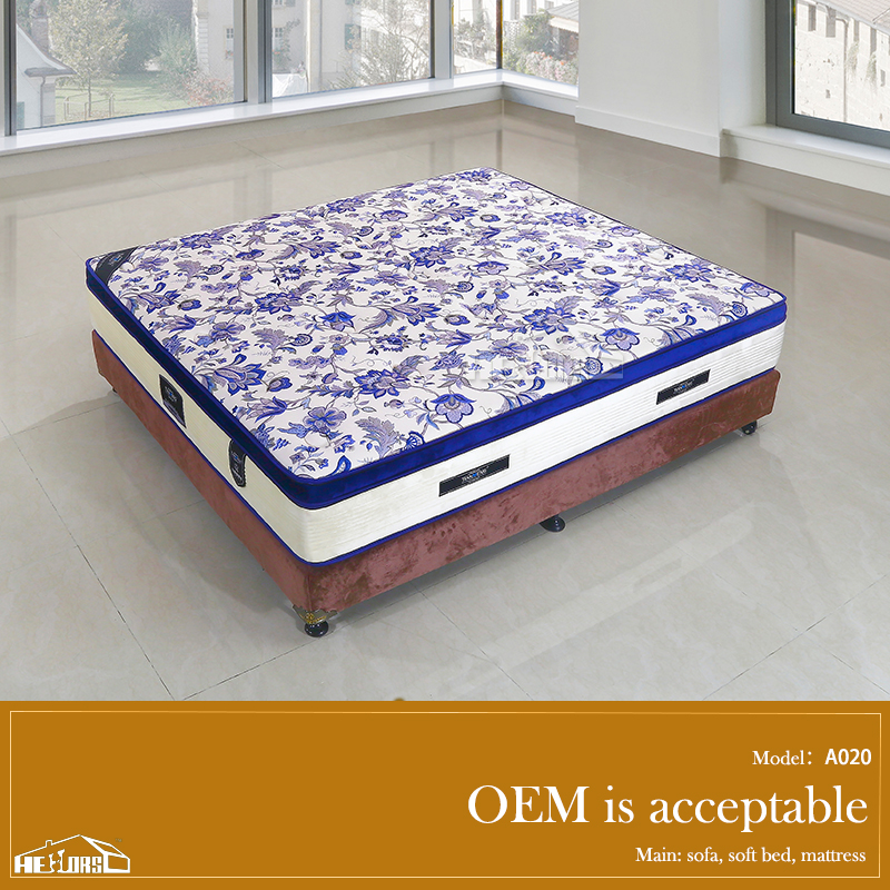wholesale manufacturer 5 star used hotel mattresses for sale A020#