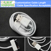USB Data Charger Cable for Apple iPhone 4S 4 3GS iPod Touch iPad 2 3 Sync Cord