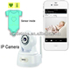 Temperature Heart Rate IP Camera Personal Care Kit