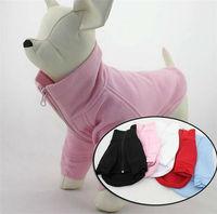Wholesale turtleneck sweatshirt autumn winter dog coats