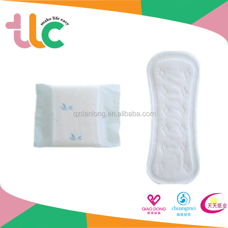 Disposable Cotton organic menstrual for Women