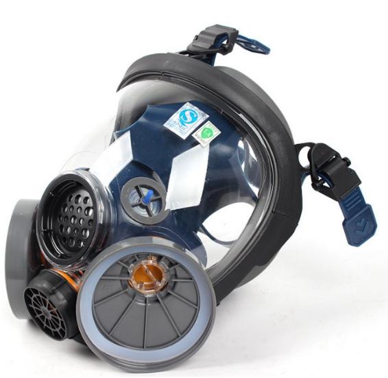 Product On Mask Gel Face Buy spherical - Gas Mask Full Mask Surface antivirus Silica St-s100-3 Antigas Spherical