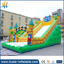 Best price funny commercial inflatable water park amusement parK slip slide for adult