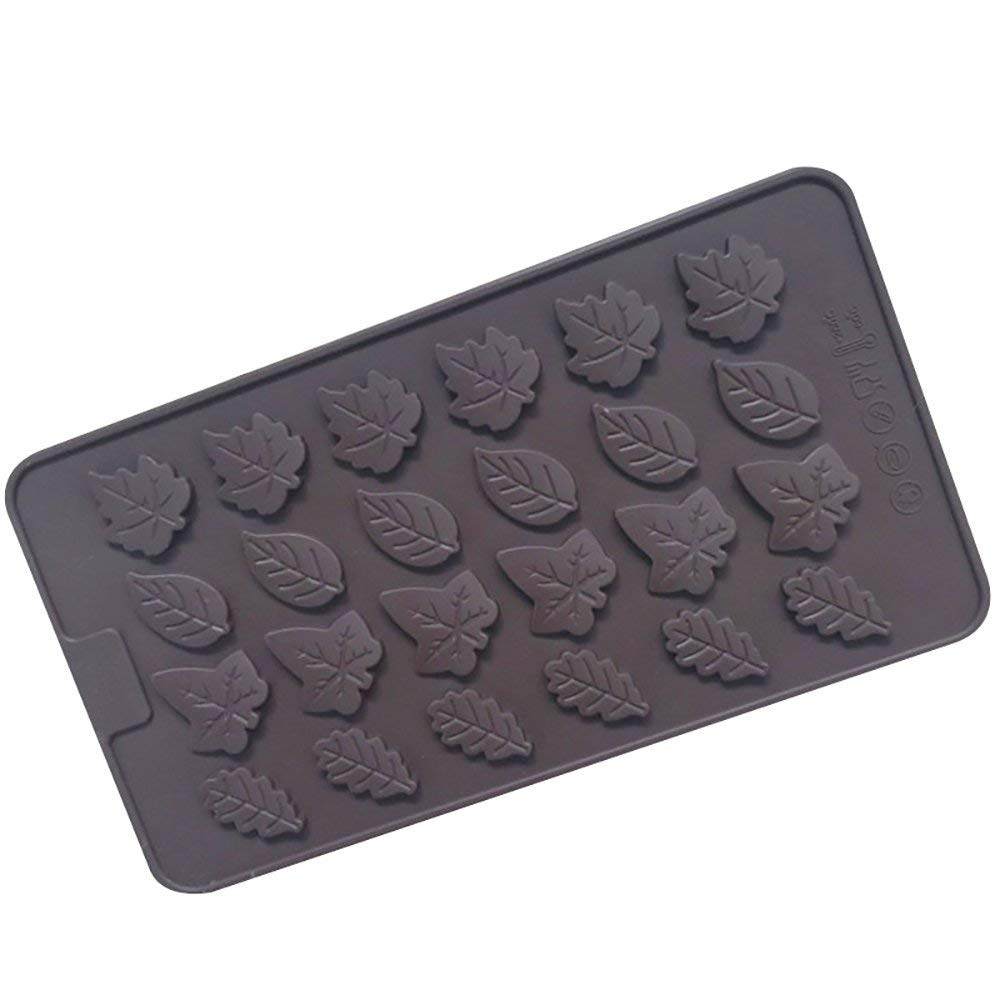 Silicone Cake Mold - Muffin Moulds - Reusable Baking Cases - Cake Baking Mould 21.511.70.3cm Cupcake Bread Mousse, Jelly, Chocolate, Cake Case Mould, Cake Decoration