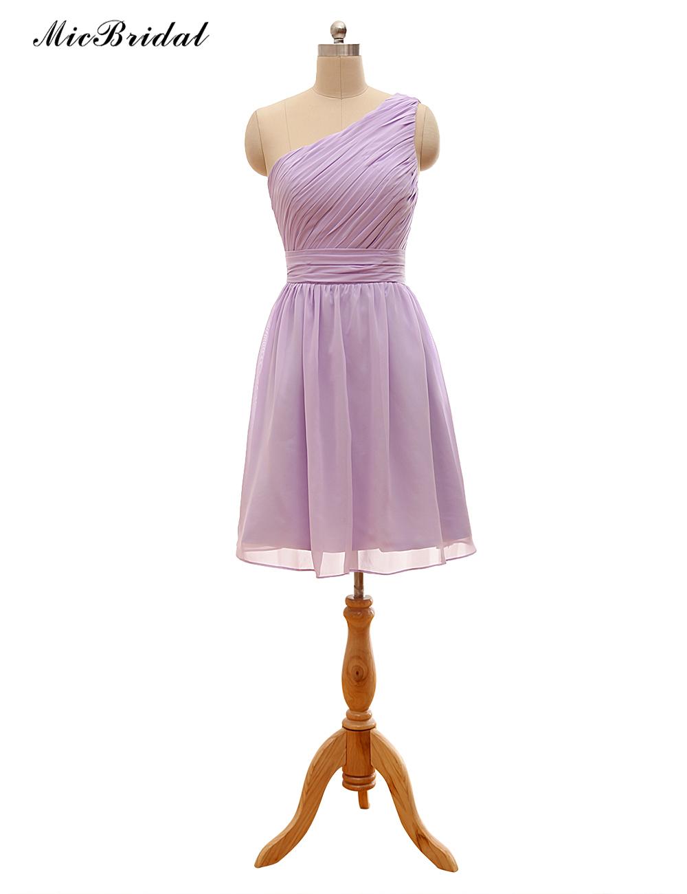 online kaufen gro handel kurzes lila kleider aus china. Black Bedroom Furniture Sets. Home Design Ideas
