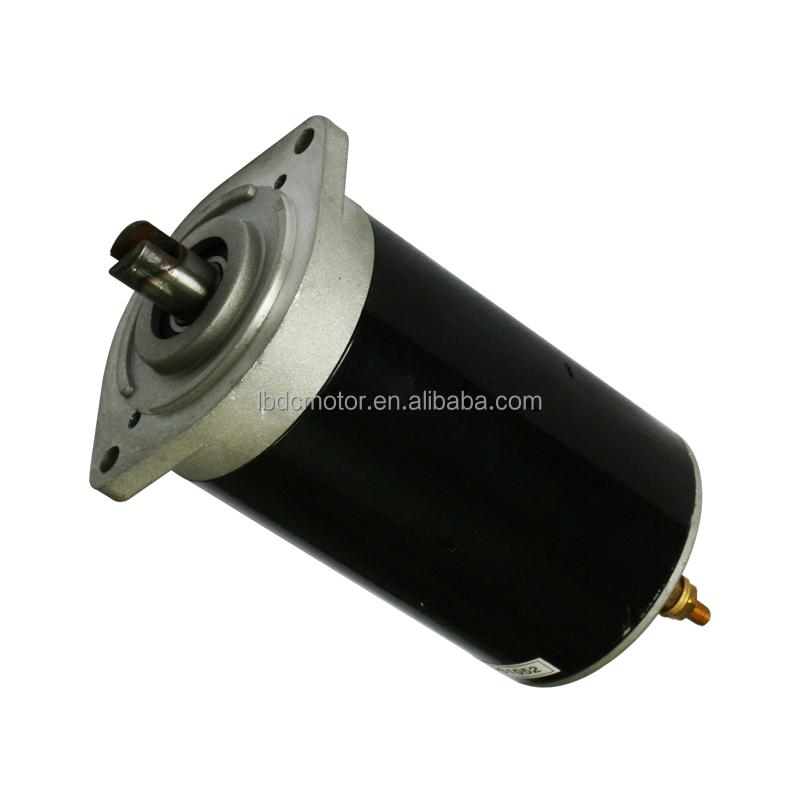 Permanent magnet brushed DC gear motor for truck tailgate (24V 800W HY62026-2)