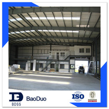 low cost industrial prefabricated shed designs sale