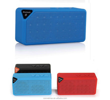 Cude Portable BT Speaker X3 Jambox Style FM Mini Wireless Music Sound Box Subwoofer Loudspeakers TF USB