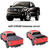 3 years warranty 4x4 pickup truck bed cover for D Max Double Cab 1.38M Bed 2003+