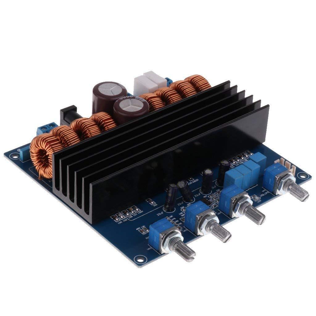 Baosity TDA7498 2100W+200W Audio Amplifier Board DC24V Module for Computer