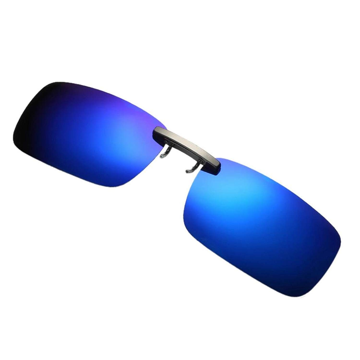 b2d416fcc0 Get Quotations · Perman Clip-on Polarized Sunglasses