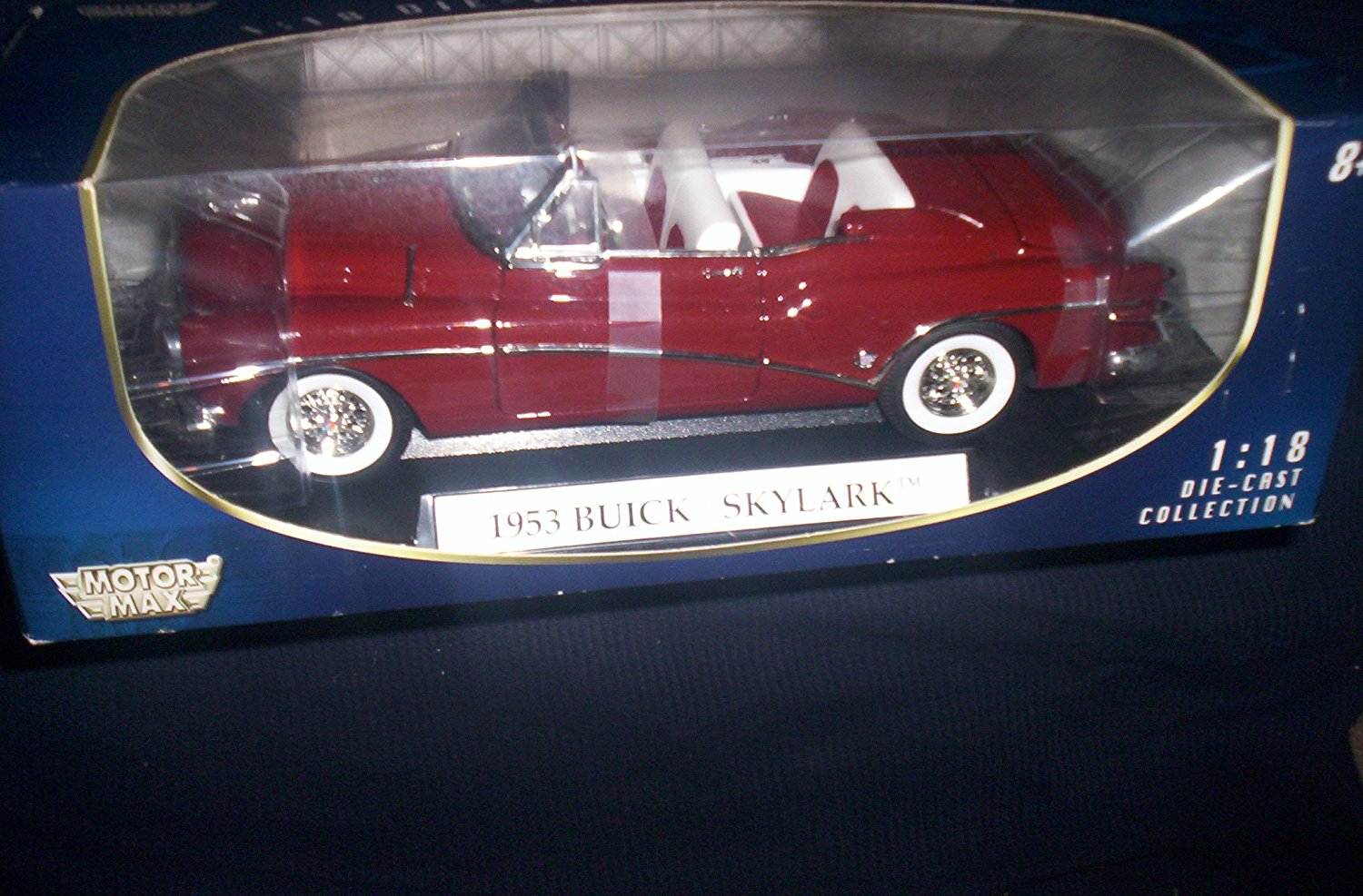 Get Quotations · BUICK SKYLARK 1953 DIE-CAST 1:18 COLLECTION