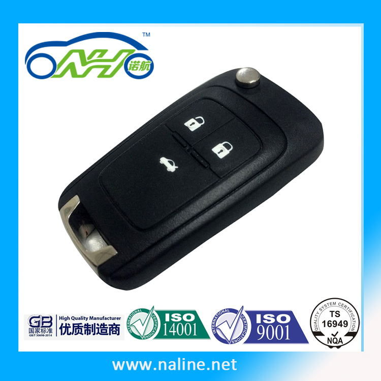 B-uick excelle car key,B-uick excelle remote keyfob,315MHZ car remote key 5buttons keyfob