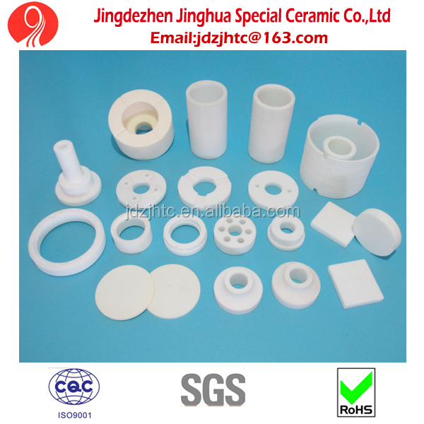 Ceramic Factory Alumina Ceramic Parts/Factory Custom Industrial Ceramic Products
