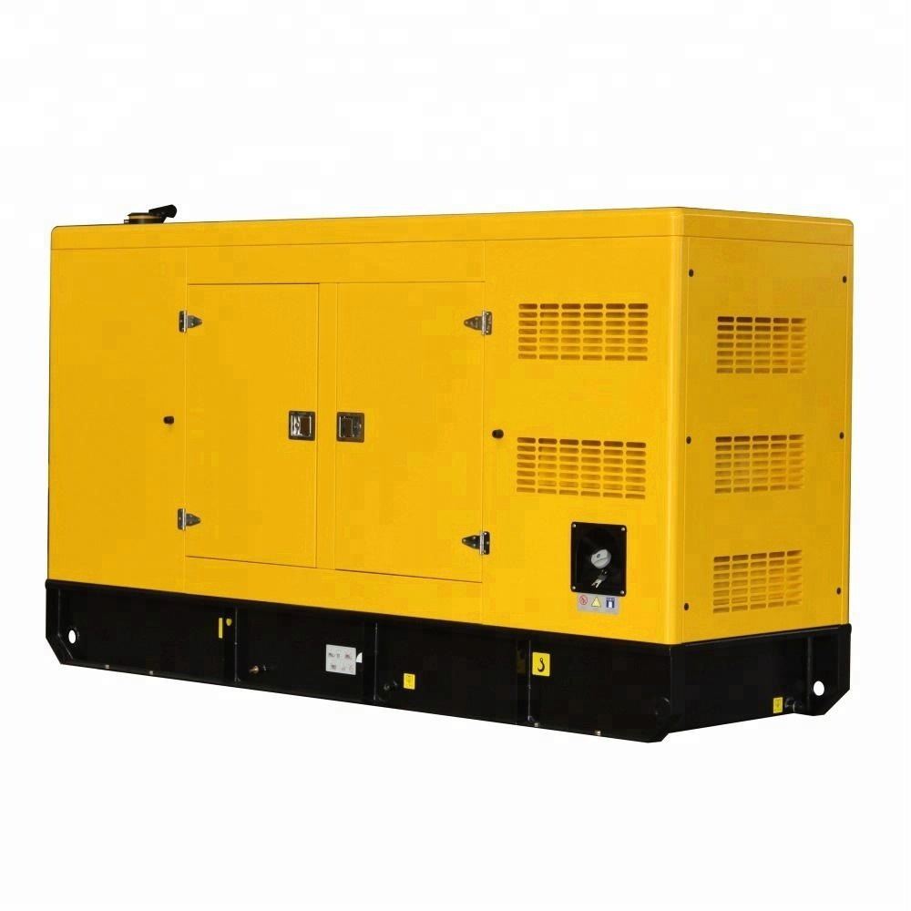 Three phase diesel power 150kva 150 kva soundproof generator price