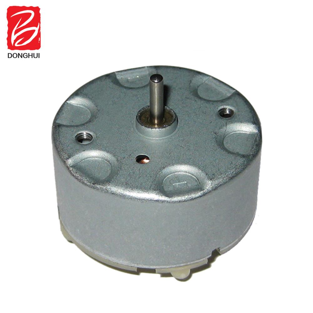 Micro 3v 6v 9v 12v brush dc motor RF-500TB-12560 for CD DVD player