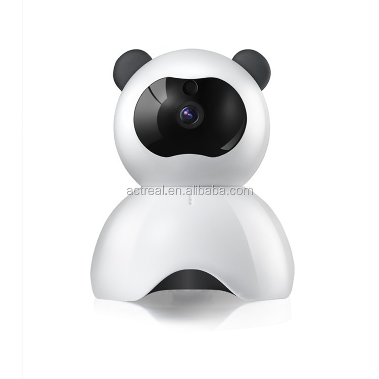 OEM Panda 720P 1080P Night Vision Action Camera WIFI with Cloud Storage Two Way Audio Very Very Small Hidden Camera Hikvision