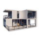 China economic prefabricated movable container homes