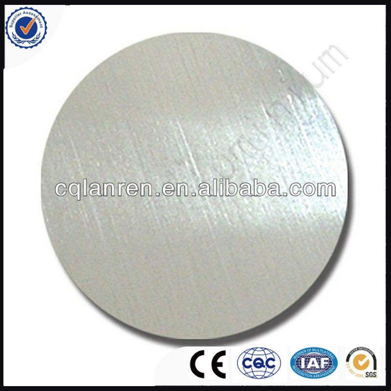 Aluminium Circle Plate for Kitchen Disc