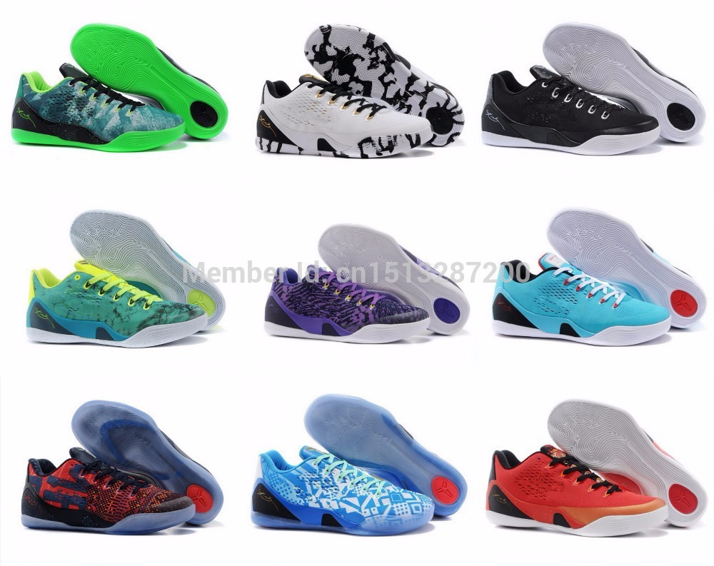 Top-Quality-Kobe-Bryant-9-Basketball-Shoes-Many-Color-Kobe ...