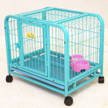 heavy duty galvanized modular large pet dog run kennel dog crate