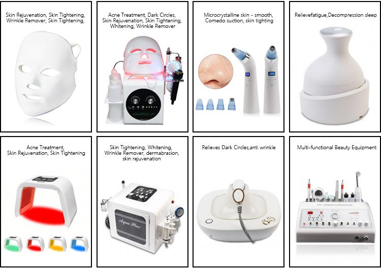 Tragbare Hautpflege-Gesichtsschönheitsgerät / Schönheits-Lasermaschine