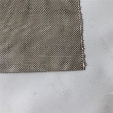 high specific strength 20 mesh 99.99% pure silver woven wire mesh silver expanded metal mesh