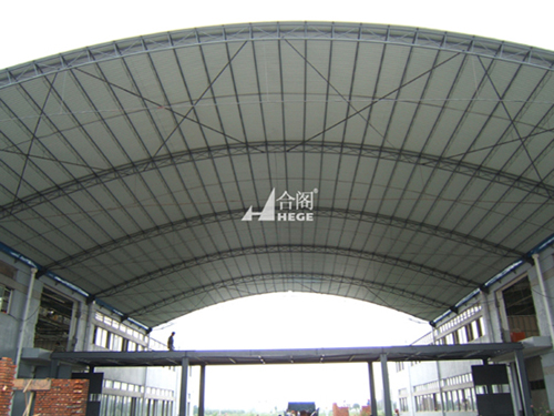 New type fashionable carport.mobile carport,steel structure carport