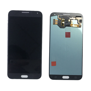 Crazy promotion mobile lcd for Samsung E7,for Samsung E7 lcd screen display assembly on sale with Free shipping