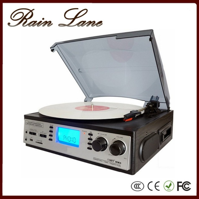 Rain Lane Audio Cassette Cases Wholesale Gramophone Player Vinyl Turntables UK