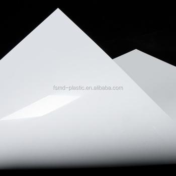 Hot Sale Flexible Thin Pvc Plastic Sheet Pvc Plastic Plate