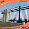 Models of Brick Fence Ccost/ Iron Pre Fab Fence Panels