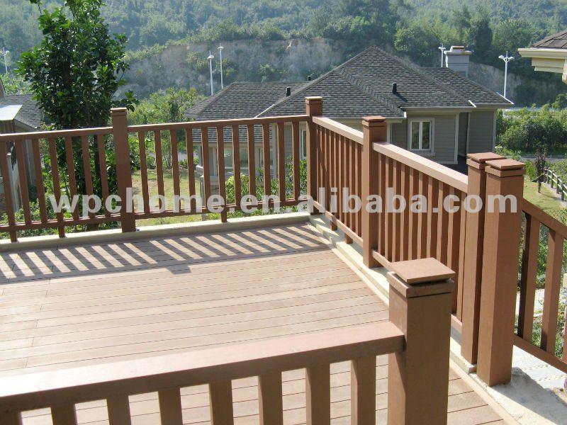 handlauf f r wpc gel nder mischungboden produkt id 626546486. Black Bedroom Furniture Sets. Home Design Ideas
