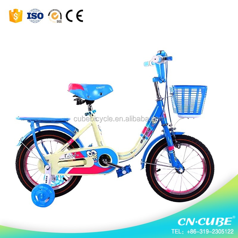 New And Popular Kids Bikes With Training Wheels / Children Bicycle