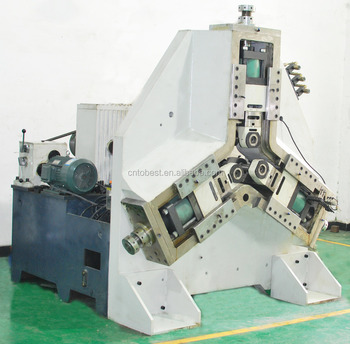 electric pipe threading machine screw making machinery TB-80A