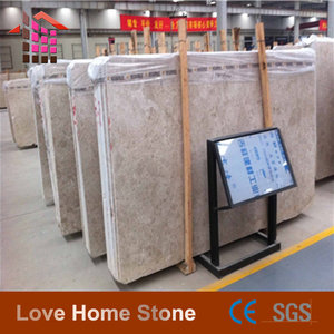 Top Grade rose color bathroom natural marble slabs