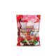 Natural organic candy fruit jelly pudding bubble gum in turkey