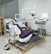 Advanced hospital dental system with imported tubes, intra oral camera, dental chair suction unit DC23