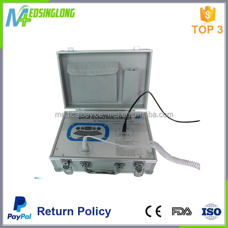 Big Quantum resonance magnetic analyzer with Biochemical analysis system and 41 test reports