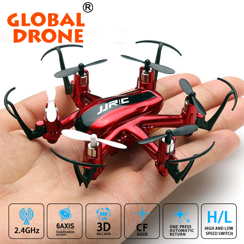 JJRC H20 Mini size Rc Hexa copter drone Nano 2.4G 4CH 6-Axis Gyro 3D eversion Helicopter Quadcopter Dron RTF remote control toys